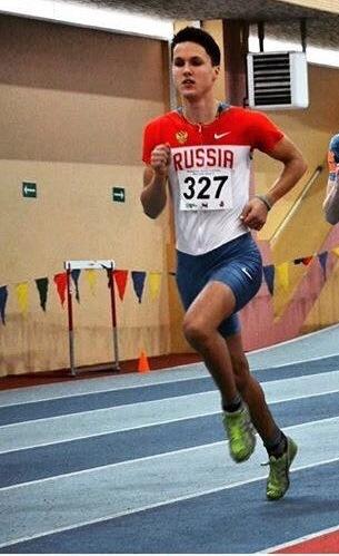 Бочаринский Данила, КМС, бронзовый призер Командного Чемпионата России по многоборьям, г.Адлер 2017г.