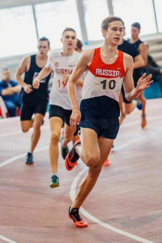 Круглов Игорь, КМС, серебряный призер Всероссийских соревнований по легкоатлетическим многоборьям, г.Кемерово, 2017г.