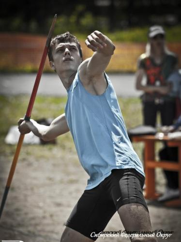 Метание копья, Чемпионат и первенство СФО